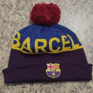 Free Skull Cap with First FC Barcelona Purchase